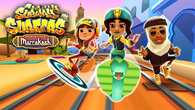 Download Subway Surfers 1.95.0 APK