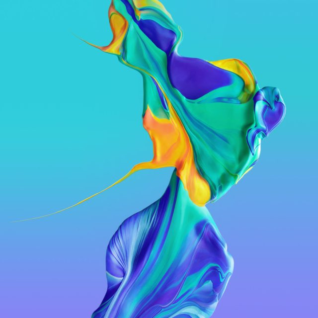 Official Huawei P30 Pro Wallpapers