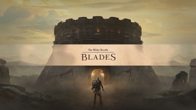 Unfortunately The Elder Scrolls Blades has Stopped Error