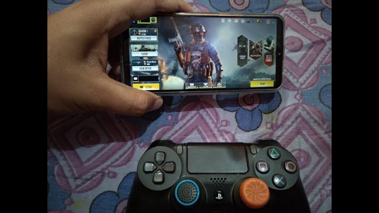 Controller cod mobile