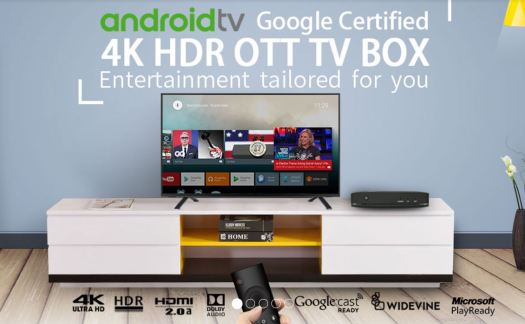 SDMC Android television official certification