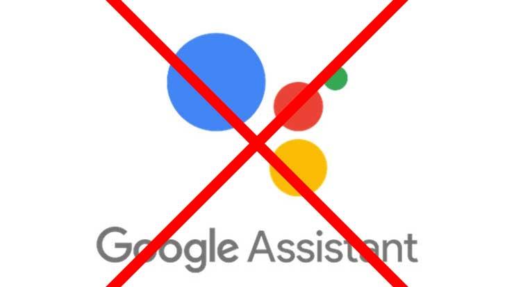 Google Asistan kapatma yöntemleri 2020
