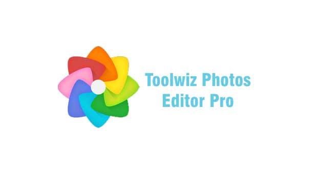 Toolwiz Photos - Editor Pro uygulaması 2020