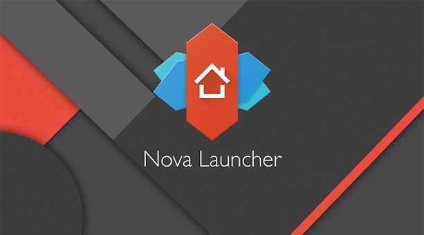 en iyi tema uygulamaları Nova Launcher 2020