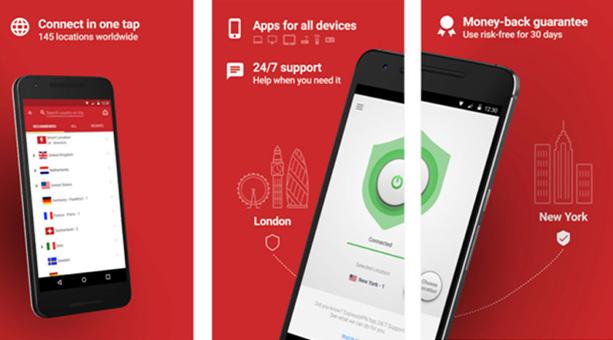 android virüs temizleme uygulaması ExpressVPN 2020