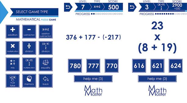 matematik oyunu Matematik Ustası