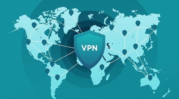 VPN ile ağ güvenliği