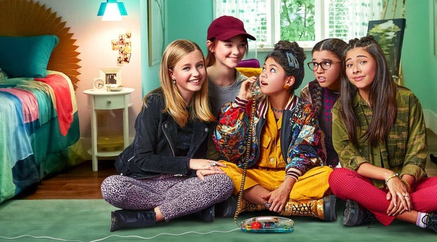 netflix en iyi çocuk dizisi The Baby-Sitters Club