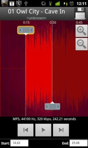MP3 Cutter & Ringtone Maker !!