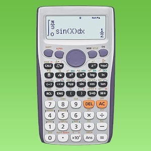 My Scientific Calculator