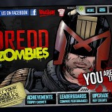 Judge Dredd vs Zombies Captura 1