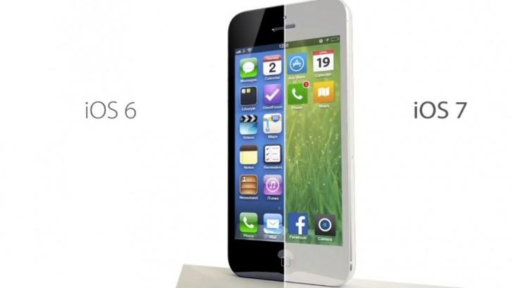 iOS 7-