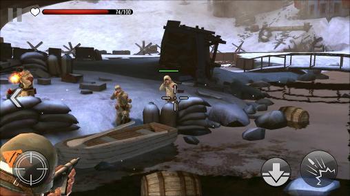 frontline commando cheats