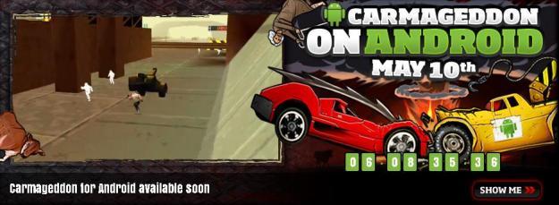 Carmageddon Android