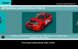 Mitsubishi Lancer Evo VI