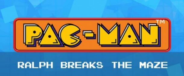 PAC-MAN: Ralph Breaks