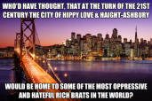 San Francisco: the enigma
