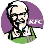 Stand with Colonel Sanders