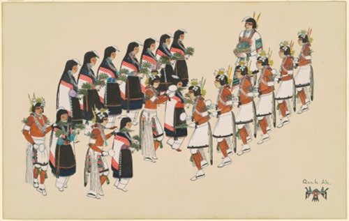 Hopi Corn Dance