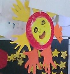 Ήλιος πιατάκι 2