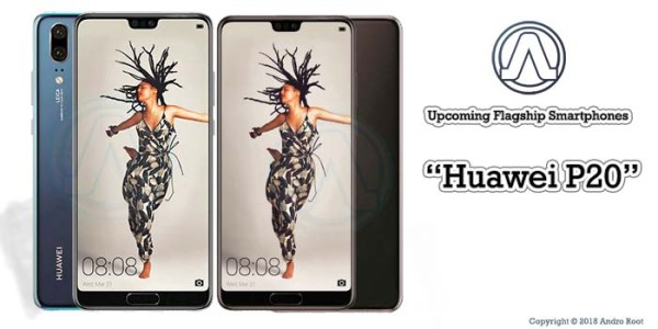 Specification of huawei p20 Andro Root