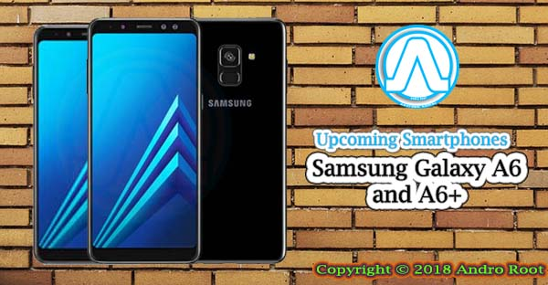 Samsung Galaxy A6 and A6+ Specifications