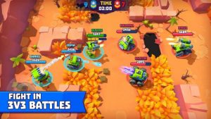 Tanks A Lot Mod APK Download Unlimited Gems And Money Ammo Android DS 2 2