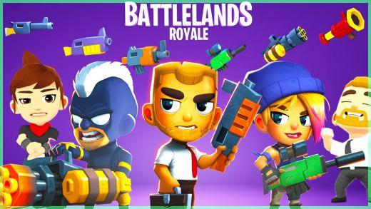 Battlelands Royale MOD APK Unlimited Money Latest Version 2 BEST 2