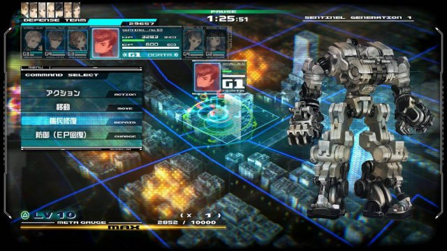 13 Sentinels APK Mod English Andriod Gameplay Download Mobile latest Aegis Rim combat characters 1 happy 6