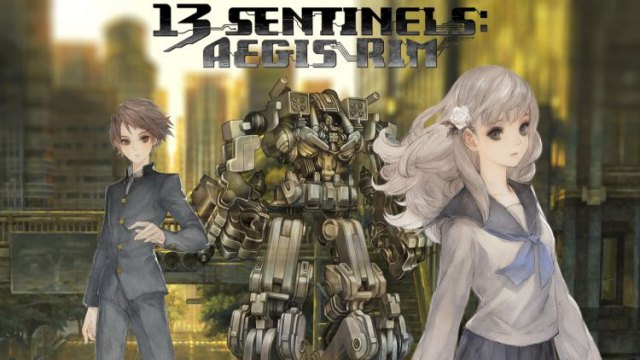 13 Sentinels APK Mod English Andriod Gameplay Download Mobile latest Aegis Rim combat characters 1 happy