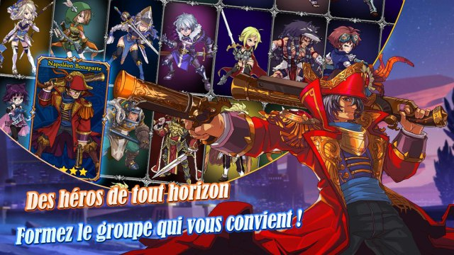 Dolmenia Chroniques Gauloises Mod APK Free Download 1 for Android God Mode Menu DMG Multiple happy pure unlimited 3