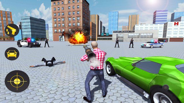 Grand Gangster 3D Game Download Mod APK Unlimited Money Free Android happy pure 1 old hack latest version Coins 7