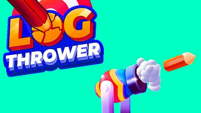 Log Thrower Mod APK Unlimited Money Free Download Android happy 1 latest online game version tickets No Ads tickets 3