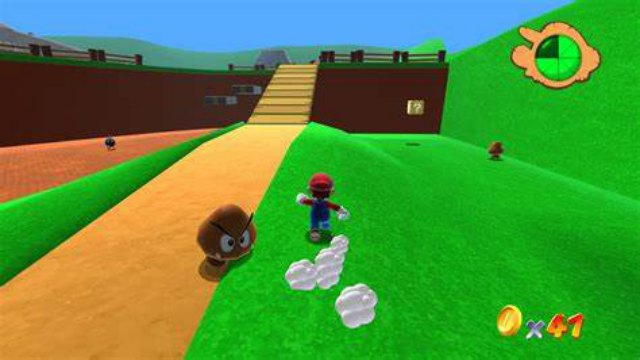 Super Mario 64 HD Apk mod free full download gameplay remake Android unlocked version 1 happy 2020 switch 9