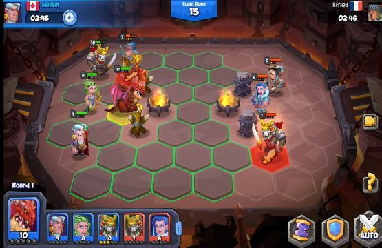 Tactical Monsters Rumble Arena APK + Mod ( Free Download ) unlimited money wiki cheat engine tier list 1 gameplay Android 8