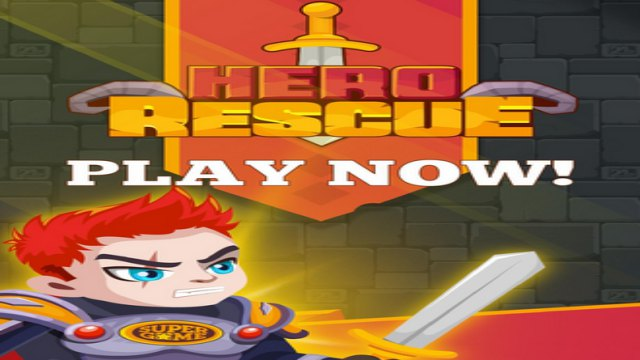 Hero Rescue Mod APK Unlimited Money hearts everything free for Android on 1 happy pure edition Pull the pin 8