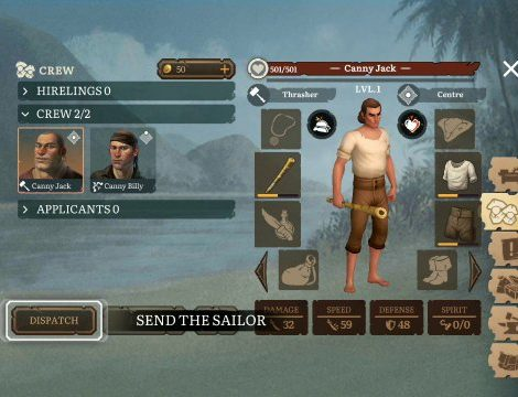 Mutiny Pirate Survival RPG Mod Apk Unlimited Money Craft free download for Android energy magic split items 7