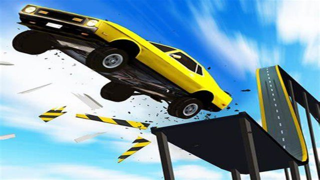 Ramp Car Jumping Mod Apk unlimited money unlocked all cars free download Android 1 Gameplay 8