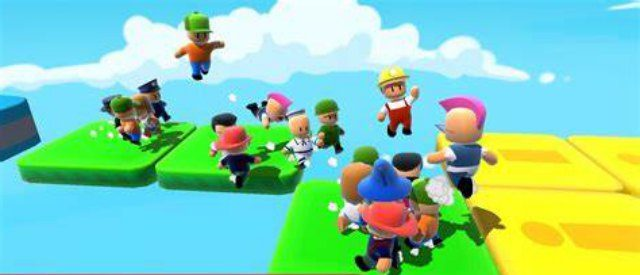 Stumble Guys Mod Apk Multiplayer Royale Unlimited costumes resources unlocked Android money free shopping 6