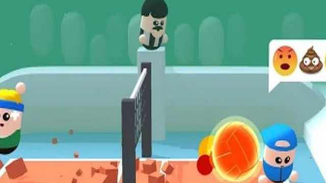 Volley Beans Mod Apk Unlimited Money free download No Ads Android unlocked all paid voodoo menu happy 1 pure 0