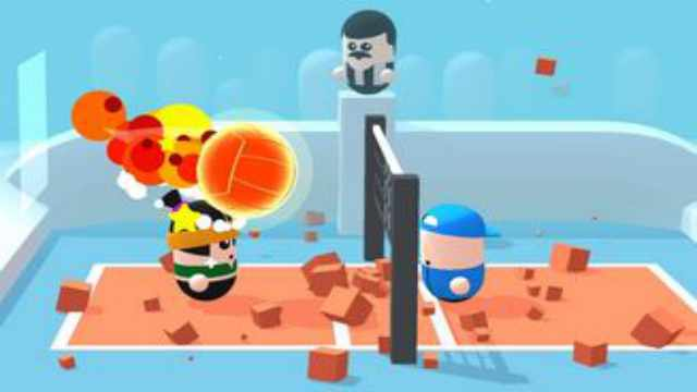 Volley Beans Mod Apk Unlimited Money free download No Ads Android unlocked all paid voodoo menu happy 1 pure 6