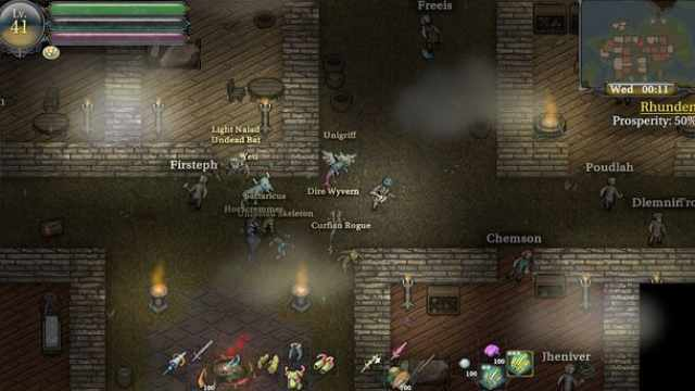 9th Dawn III RPG Apk Mod Full Paid unblocked free download Android latest version happy 8 HP XP