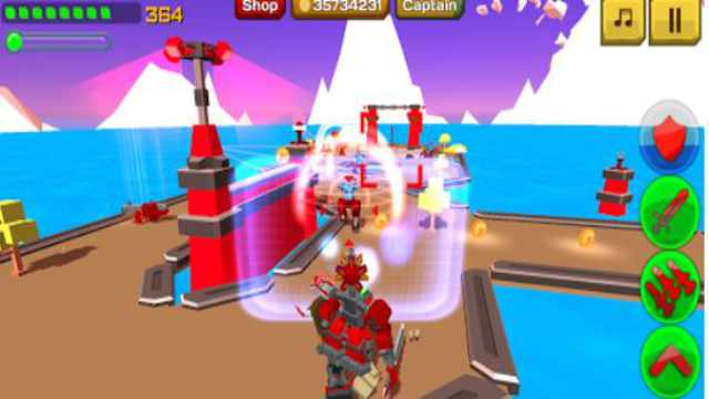 Armored Squad Mod Apk unlimited money unlocked download free shopping Android Mechs vs Robots happy 8