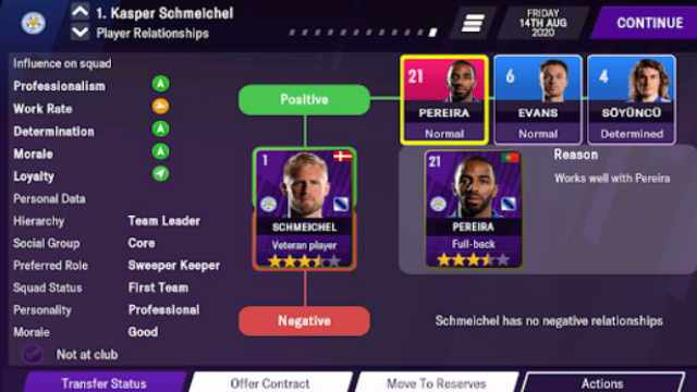Football Manager 2021 Mobile Apk Mod free download full paid Android unlimited money 6 2022 game