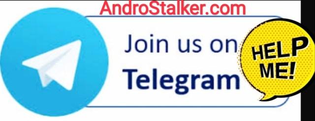 AndroStalker Telegram