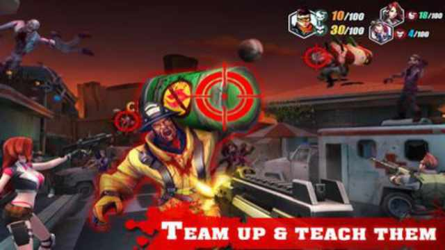 Zombie Trigger mod Apk download unlimited money ammo free No Ads Android latest version undead strike 2 6