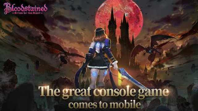 Bloodstained Ritual of the Night apk mod download Android free unlimited money mobile happy 8 gameplay