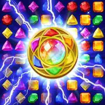 Jewels Magic Mystery Match3 mod apk free download money 222