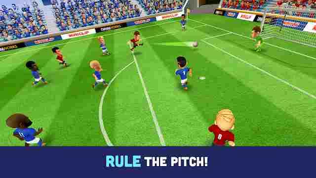 Mini Football Mobile Soccer 1.3.1 (Mod Apk) Free 2 5