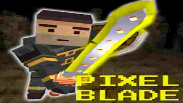 Pixel Blade Mod Apk Unlimited Money 3 2